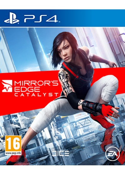 Mirror´s Edge Catalyst - hra na PS4