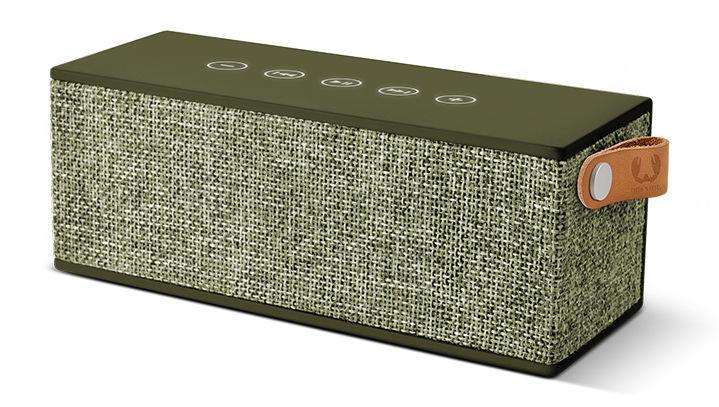 Fresh 'n Rebel Rockbox Brick Fabriq Edition (zelený)