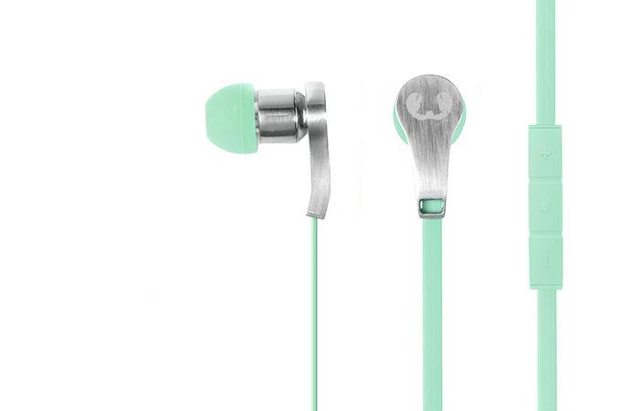 Fresh 'n Rebel Lace Earbuds (bledo-zelená)