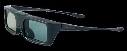 Panasonic TY-ER3D6ME - aktivní 3D brýle