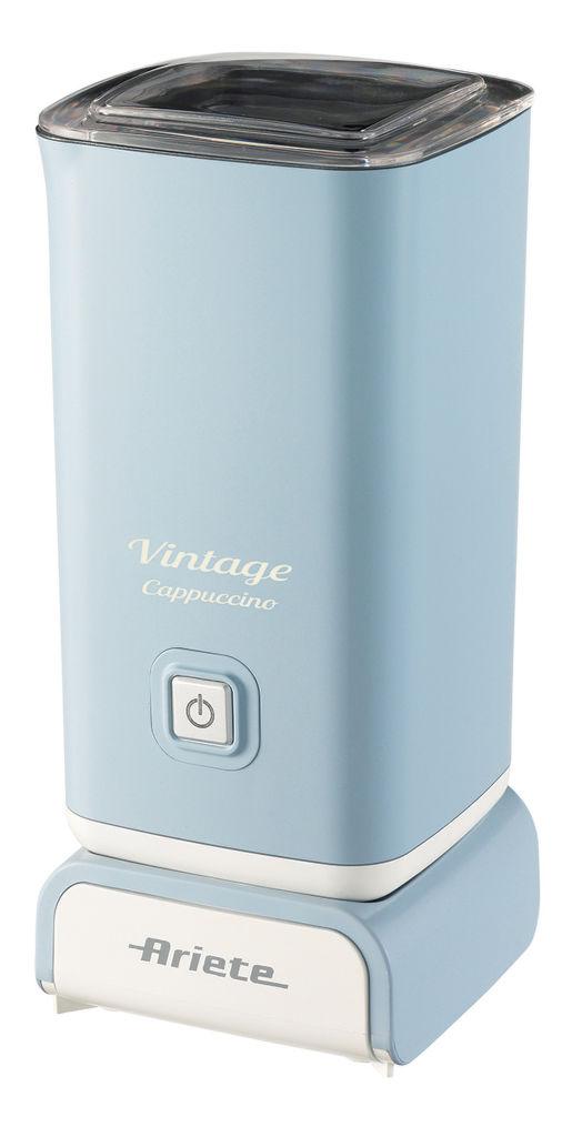 Ariete 2878/05 Vintage modrý zpěňovač mléka