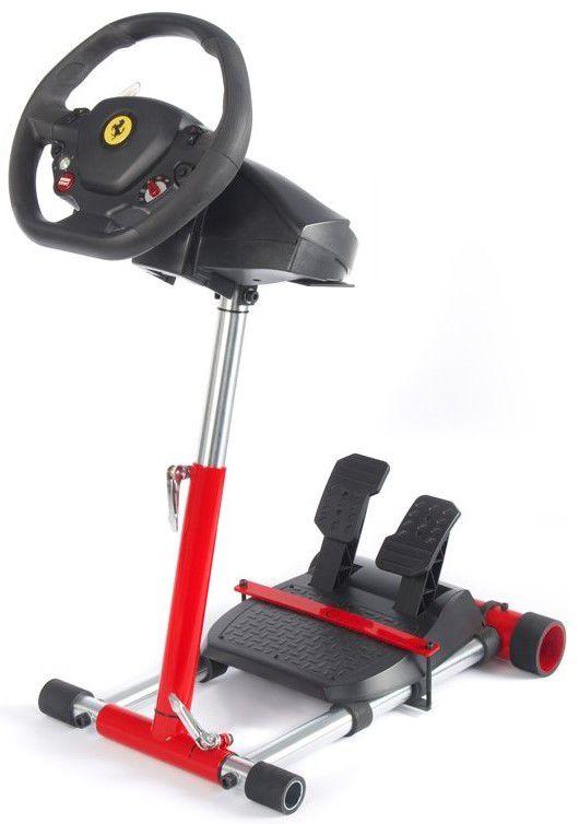 Wheel Stand Pro F458 (červený) - stojan na volant a pedály