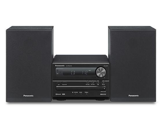 Panasonic SC-PM250EG (černý)