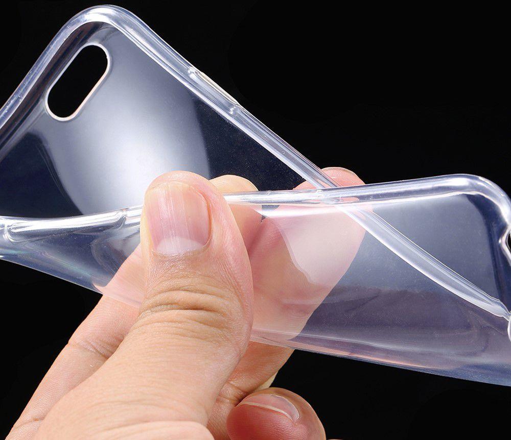 Winner pouzdro pro Apple iPhone 5/5S (Transparentní)