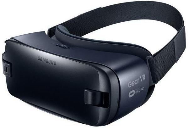 Samsung R323 Gear VR (černé)