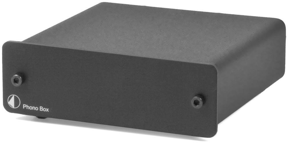 Pro-Ject Phono Box (černý)