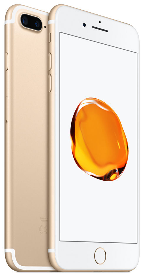 Apple iPhone 7 Plus 128GB zlatý
