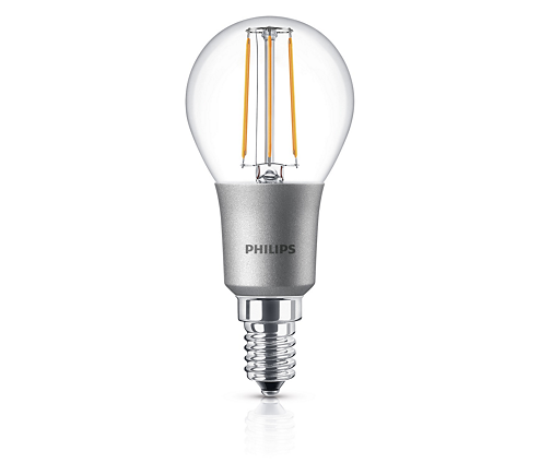 Philips Lighting 5W (40W) P45 E14 WW