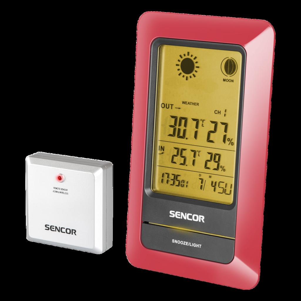 Sencor SWS 200 (červená)