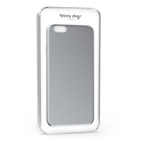 Happy Plugs Deluxe iPhone 6/6S (slim šedý)