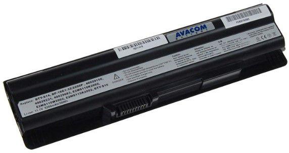 Avacom NOMS-CR65-806 - baterie pro MSI MegaBook CR650, CX650, GE620