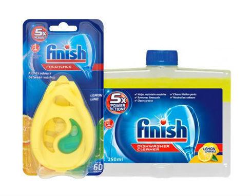 FINISH čistič pro myčky nádobí, 250ml