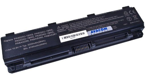 Avacom NOTO-L850B-806 - baterie pro TOSHIBA Satellite L850