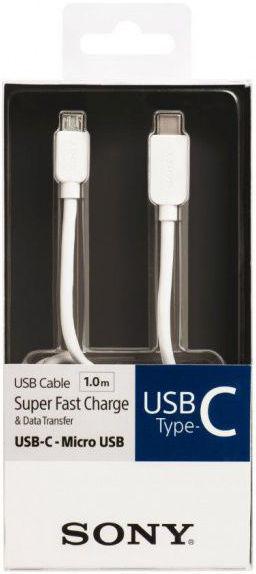 Sony CP-CB100 - microUSB / USB typ C
