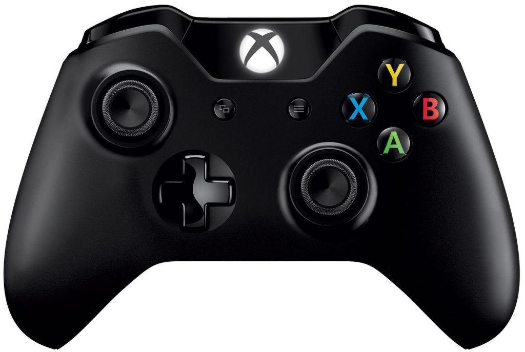 Microsoft Xbox One S Controller (černý)