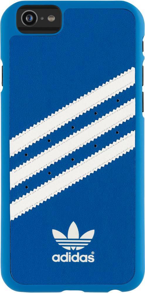 Adidas pouzdro pro Apple iPhone 6 4.5 (modrobílé)