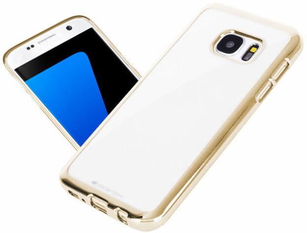 Aligator pouzdro na iPhone 6S Plus (zlatá)