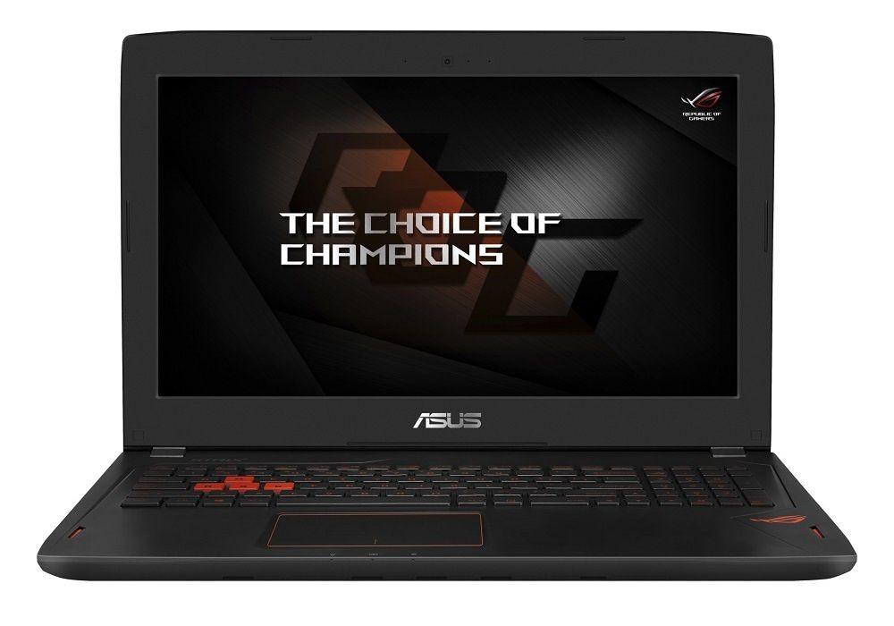 Asus GL502VY-FI122T (černý)