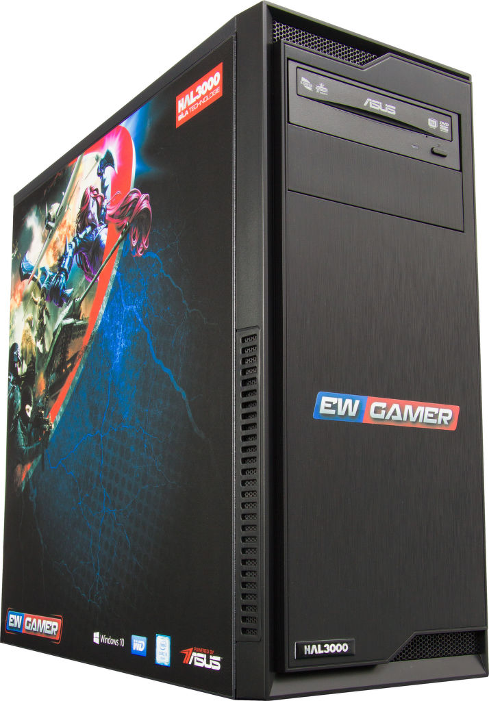 HAL3000 EW Gamer