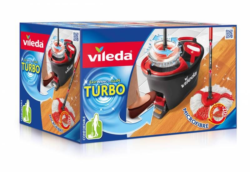 Vileda Turbo Easy Wring & Clean set