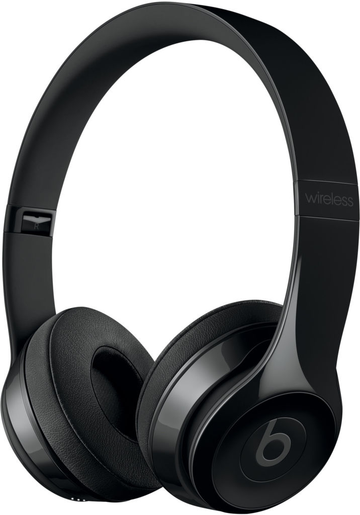 Beats Solo3 Wireless lesklá černá
