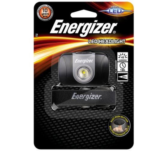 Energizer Headlight, 1 LED - čelovka