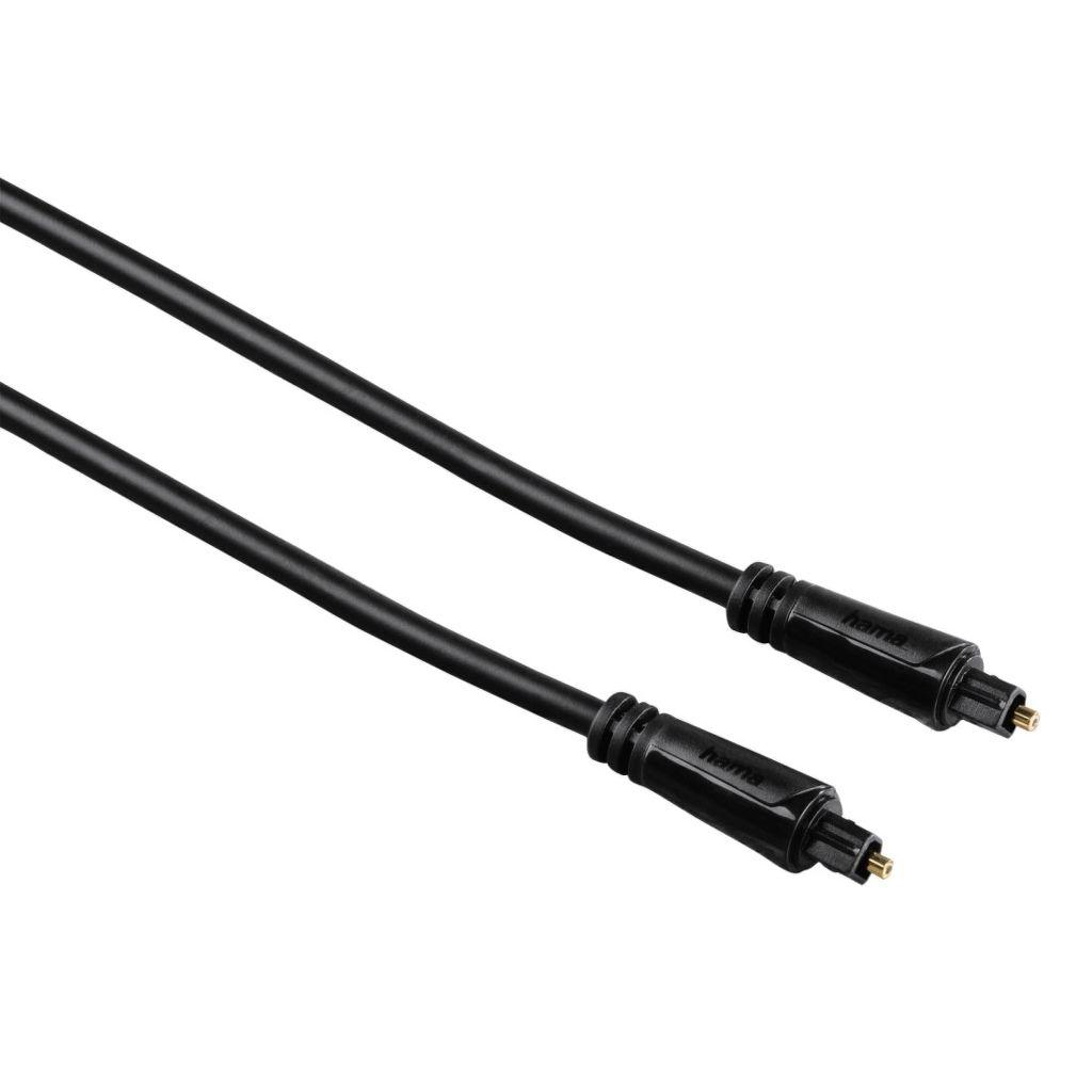 Hama 122256 optický audio kabel ODT, Toslink, 1,5 m