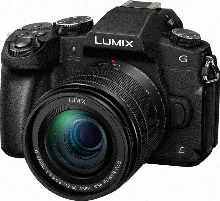 Panasonic Lumix DMC-G80 + G Vario 12–60mm (černý)