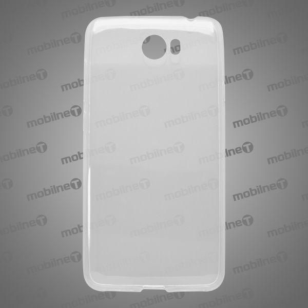 Mobilnet pouzdro pro Huawei Y5II (transparentní)