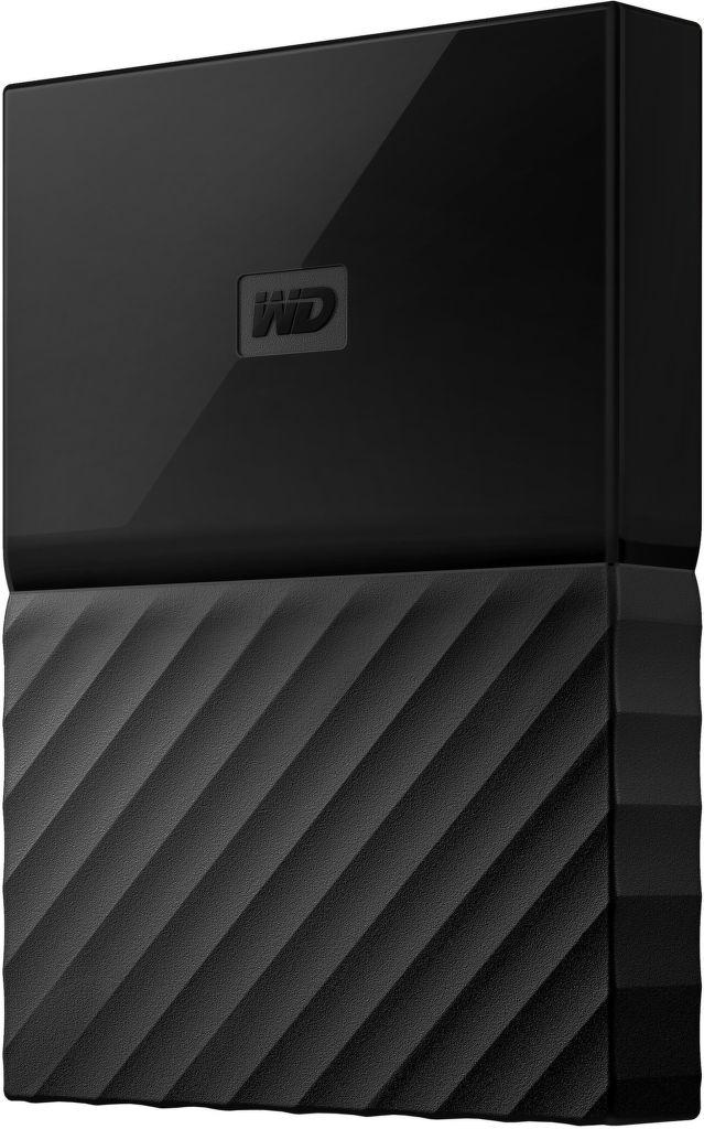"""WD My Passport 2,5"""" 1TB USB 3.0 (černá)"""