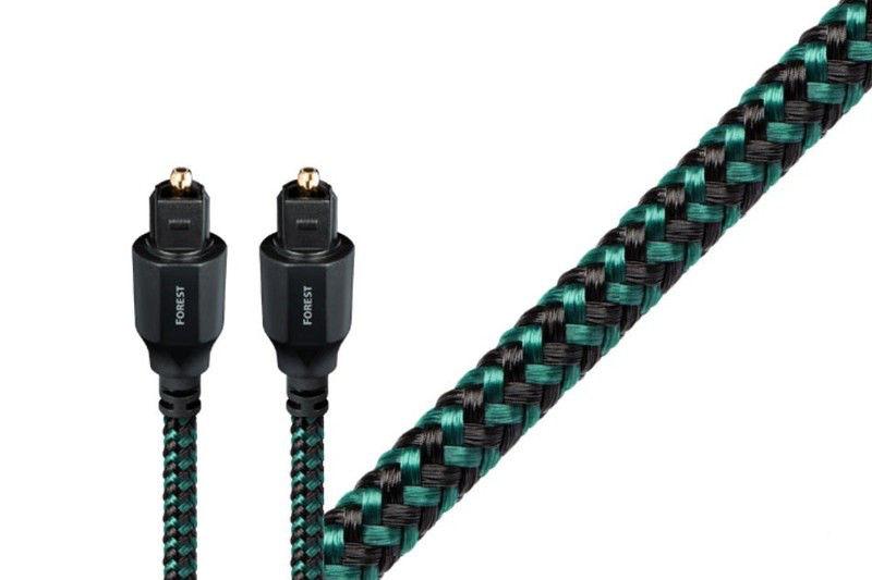 AudioQuest Forest - optický kabel, 0.75 m