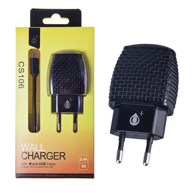 Aligator USB nabíječka + MicroUSB kabel