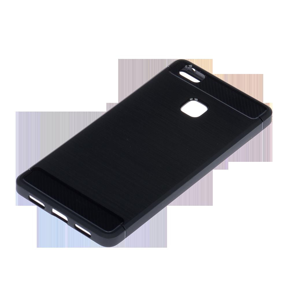 Winner Huawei P9 Lite Carbon černé pouzdro na mobil