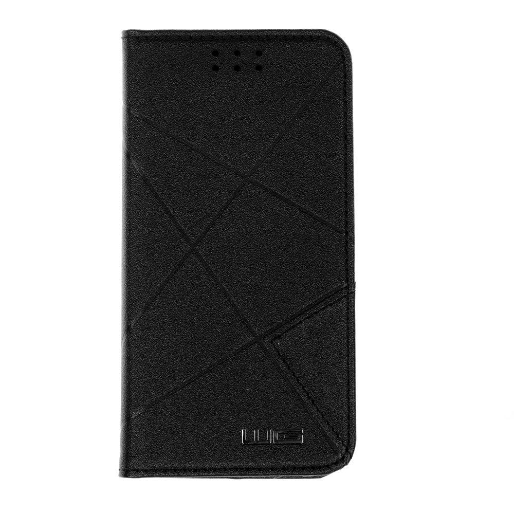Winner Galaxy A5 2017 černé pouzdro cross flipbook