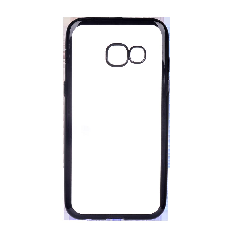 Winner Galaxy A3 2017 černé pouzdro TPU laser