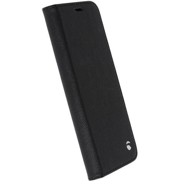Krusell Malmo Samsung Galaxy A5 2017 černé knižkové pouzdro