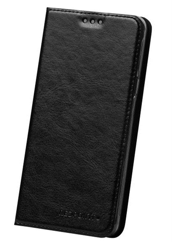 Redpoint Huawei P8 Lite černé knižkové pouzdro