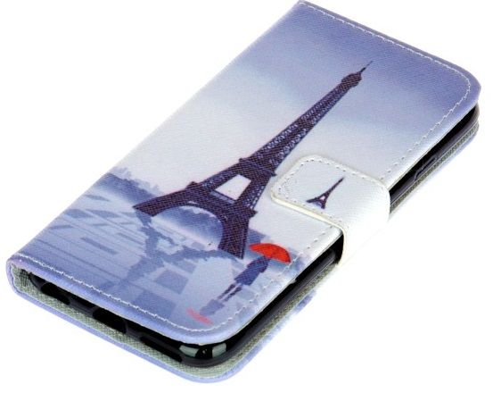 Winner pouzdro pro Huawei P9 Lite Eiffelova věž