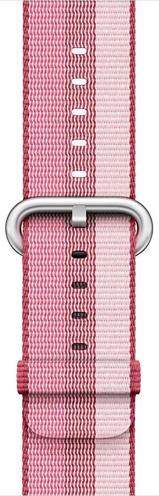 Apple Watch 42mm ostružinový nylonový řemínek