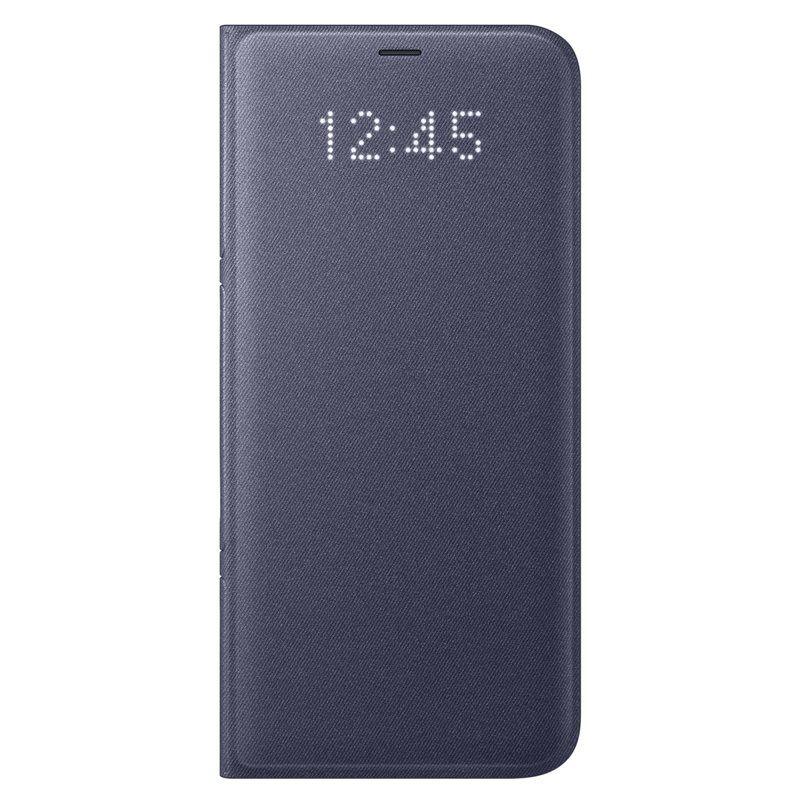 Samsung LED View EF-NG955 Galaxy S8+ fialové