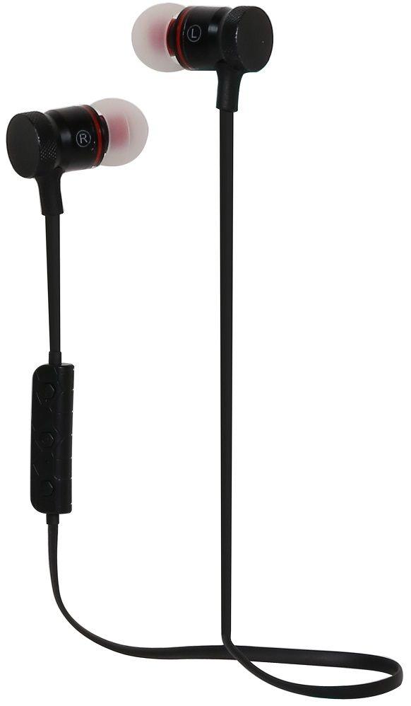 Carneo S3 černé sluchátka do uší