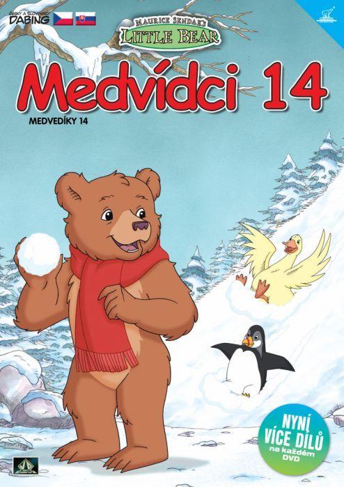 Medvídci 14 - DVD film