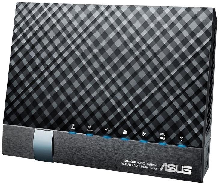Asus DSL-AC56U VDSL2 AC1200 90IG01E0-BM3000