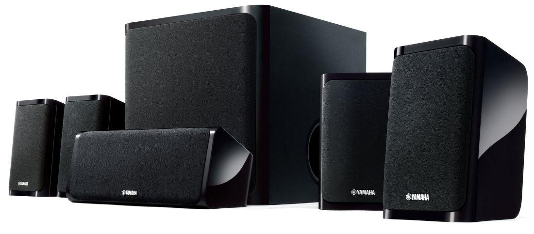 Yamaha NS-P40 černé