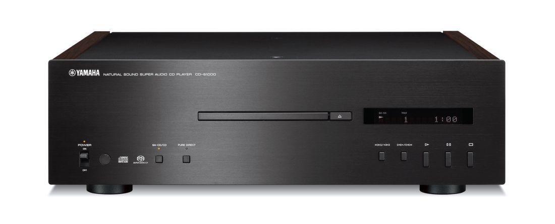 Yamaha CD-S1000 černý