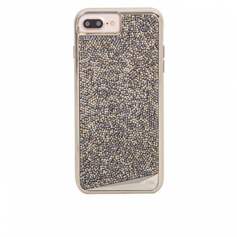 Case-Mate Brilliance pouzdro pro iPhone 6 Plus a 7 Plus, zlaté