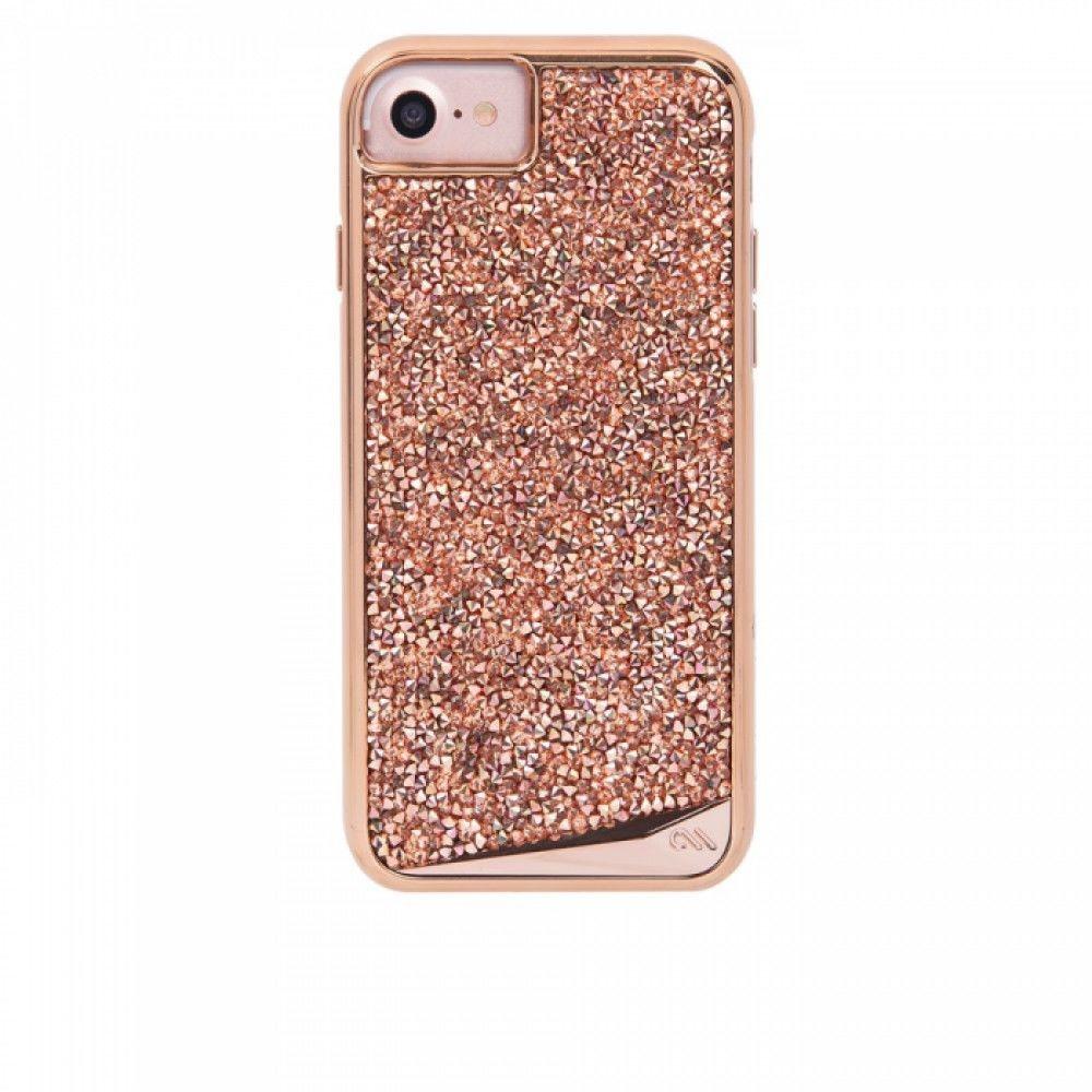 Case-Mate Brilliance Pouzdro na iPhone 6/7 růžové