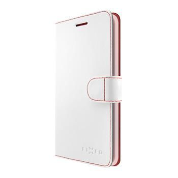 Fixed Fit pouzdro pro Huawei Y6 II bíle