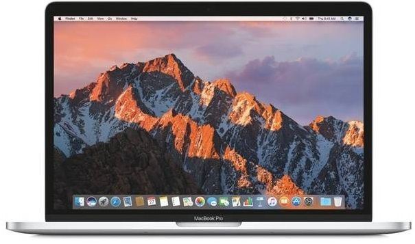 "Apple MacBook Pro 13"" Retina Touch Bar i5 3.1GHz 8GB 256GB stříbrný"