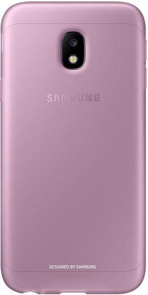 Samsung zadní ružový kryt na J3 (2017)